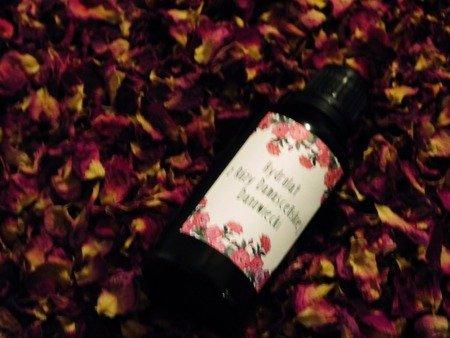 Hydrolat z róży damasceńskiej w butelce 50ml